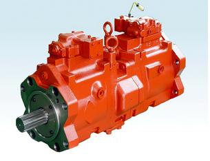 Supply Kawasaki hydraulic pump, excavator hydraulic pump K3V63DT